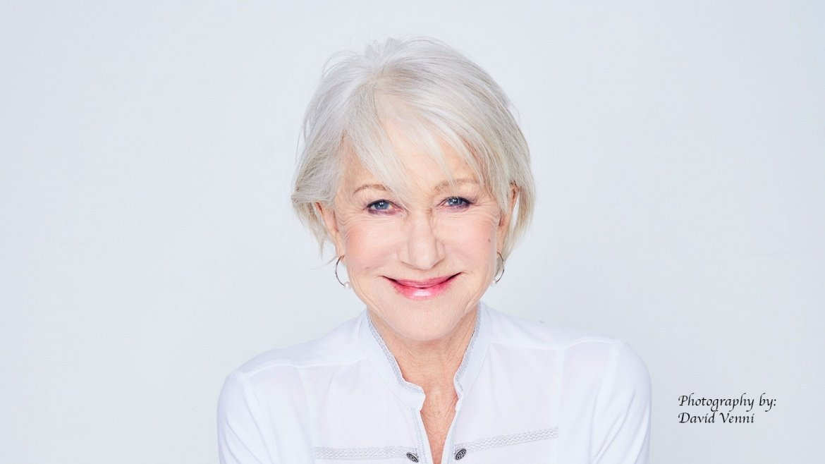 Dame Helen Mirren Supports the UK Reads Christmas Appeal
